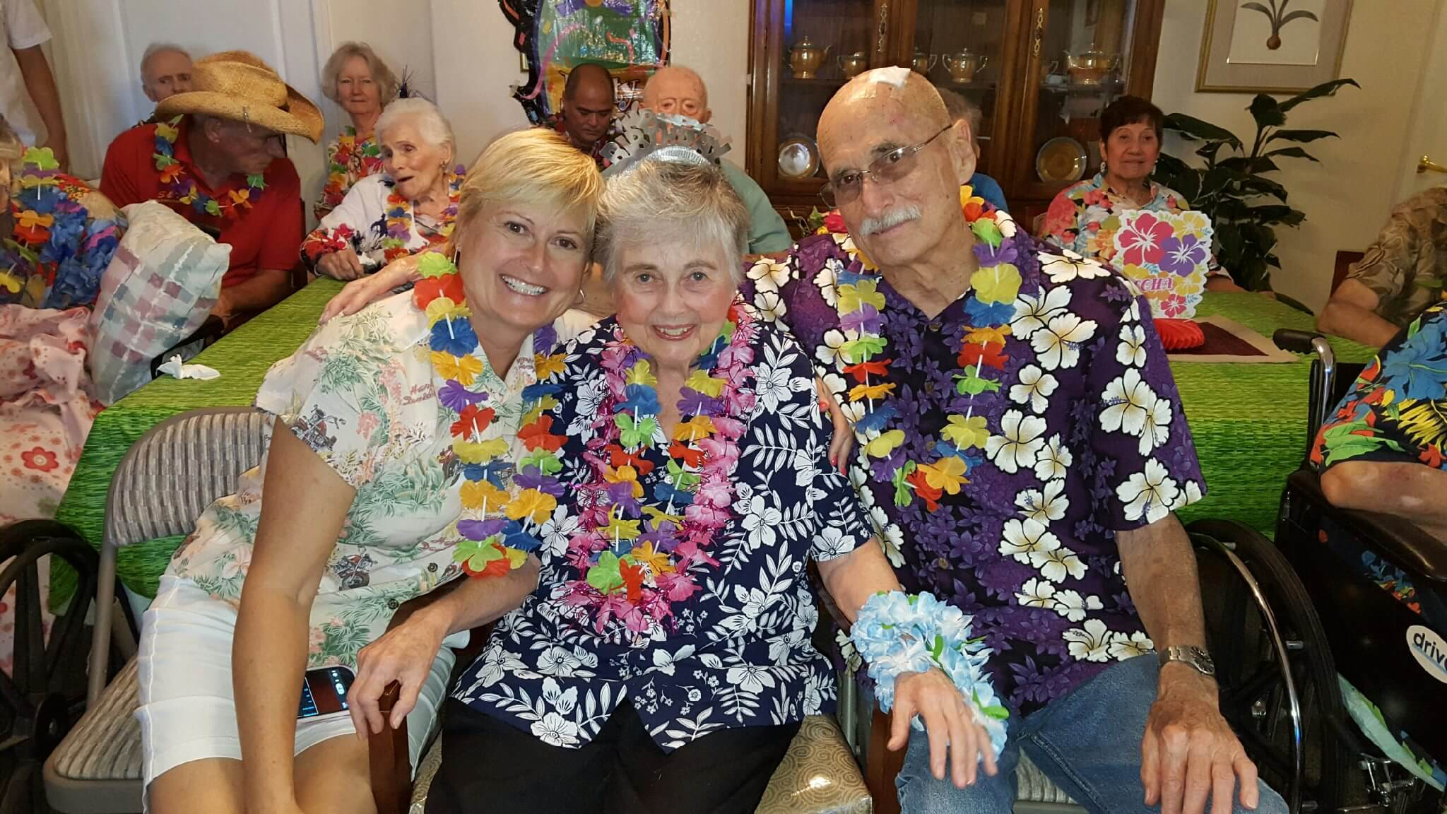 Eden Adult Care Facility | Senior Assisted Living Home Activities